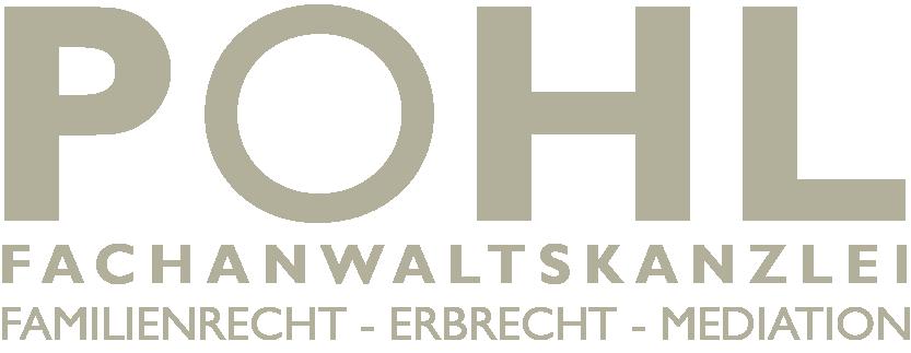 Fachanwaltskanzlei Pohl in Eckernförde - Familienrecht - Erbrecht - Mediation