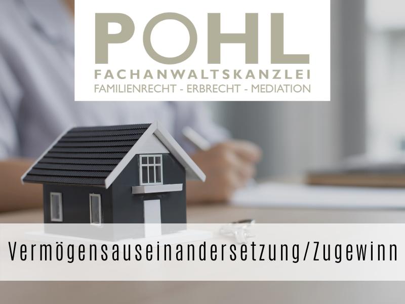 Vermögensauseinandersetzung/Zugewinn -Ihr Fachanwalt Matthias Pohl in Eckernförde