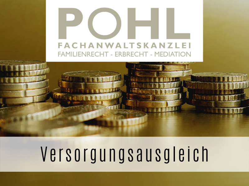Versorgungsausgleich - Ihr Fachanwalt Matthias Pohl in Eckernförde